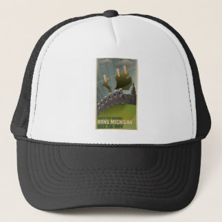 Don't Let Snyder Hang Michigan Out to Dry Trucker Hat