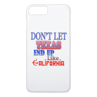Don't Let Texas End Up Like… Phone/Tablet Case