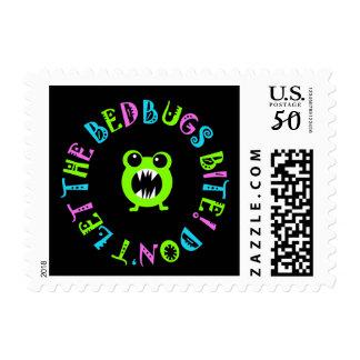 Don't Let The Bedbugs Bite! Postage