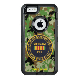 DON'T LET THE GREY HAIR FOOL YOU OtterBox iPhone 6/6S CASE
