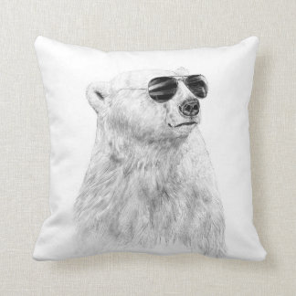Don't let the sun go down throw pillow