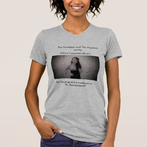Don't Lie On Your Page(Grey Petite) T-shirt