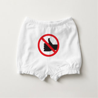 don't like sign diaper cover