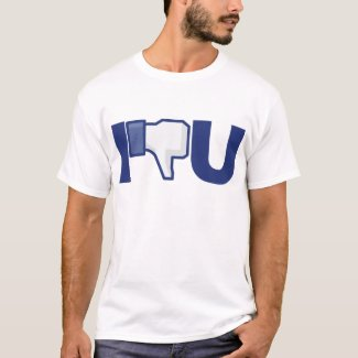 Don't Like Thumbs Down Funny T-shirt