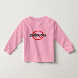 Don't Litter Toddler T-shirt