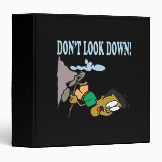 Dont Look Down 2 3 Ring Binder