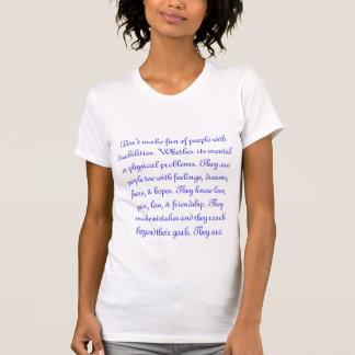 Don't make fun... T-Shirt