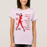 """""""Don't make me bust out my Muay Thai"""" T-Shirt"""