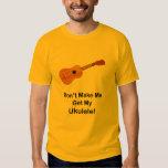 Don't Make Me Get My Ukulele T-Shirt