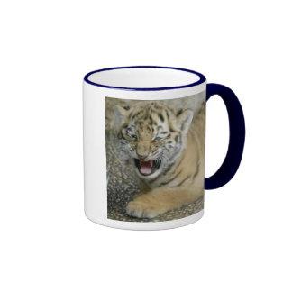 Don't make me hurt you...I haven't ... Ringer Mug