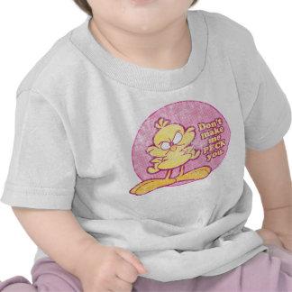 Don't Make Me Peck You Baby Shirt