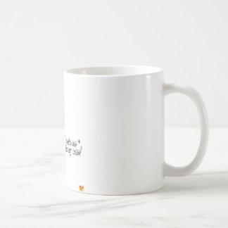 Don't make me Twitch my nose Coffee Mug