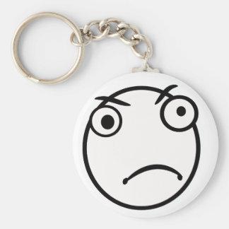 Don't Make me unfriend you Basic Round Button Keychain