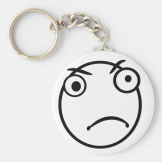 Don't Make me unfriend you Keychain