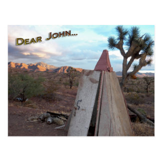 Don't Mean To Raise A STINK- Postcard