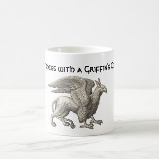 Don't Mess With A Griffins Coffee Coffee Mug