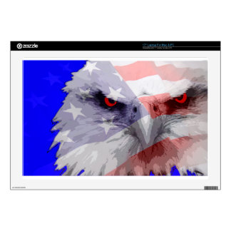 Dont mess with America Laptop Decal