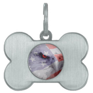 Dont mess with America Pet Tag