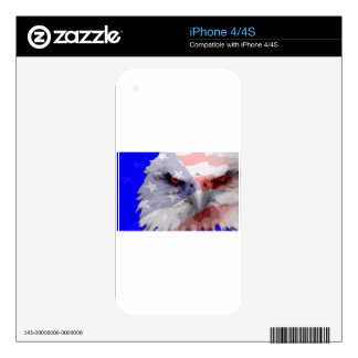 Dont mess with America Skin For The iPhone 4S