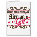 Don't Mess with an Airman's Girl Card