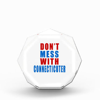 Don't Mess With CONNECTICUTER Award