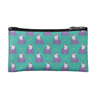 Don't Mess With Me Frenchie Design Makeup Bag