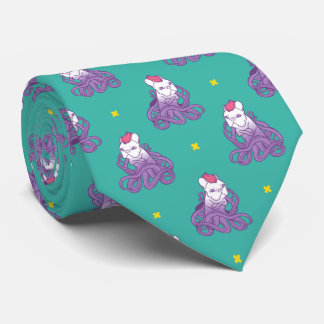 Don't Mess With Me Frenchie Design Tie