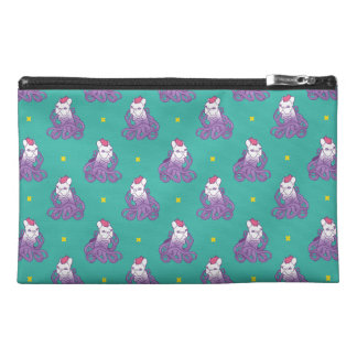 Don't Mess With Me Frenchie Design Travel Accessory Bag
