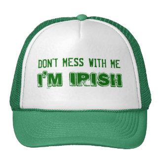 Don't Mess with Me, I'm Irish Trucker Hat