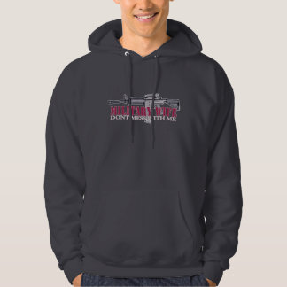 dont mess with me(Military Wife) Hoodie