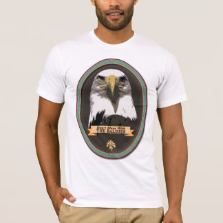 Don't mess with the Baldies! T-Shirt