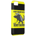 DONT MESS WITH THE HONEY BADGER CASE FOR iPhone 5C