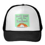 Don't Mess With the Redhead. Cap Trucker Hat