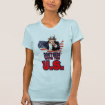 Don't Mess with the U.S. Tee Shirt