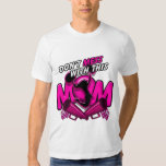 Don't Mess With This Cheer Mom Tshirt