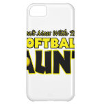Don't Mess With This Softball Aunt.png iPhone 5C Covers