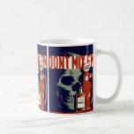 Don't Mix Em Coffee Mug