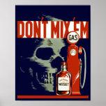 Don't Mix Em Poster