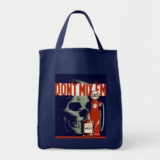 Don't Mix Em Tote Bag