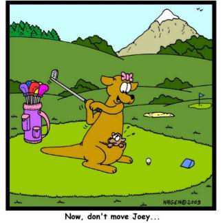 Don't move Joey Statuette