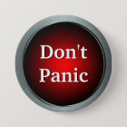 Don't Panic Button Pin