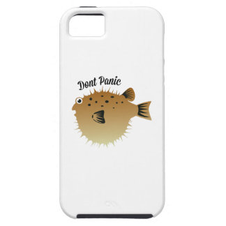 Dont Panic iPhone 5 Covers