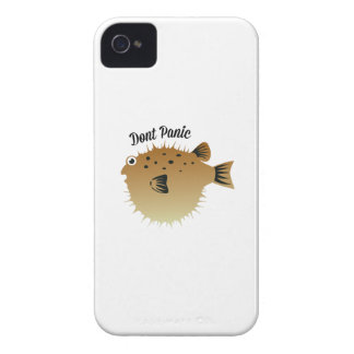 Dont Panic iPhone 4 Case