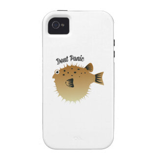 Dont Panic Case-Mate iPhone 4 Covers