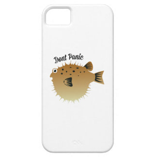 Dont Panic iPhone 5 Case