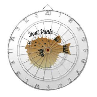 Dont Panic Dart Boards
