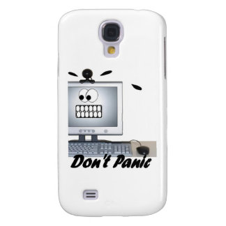 dont panic galaxy s4 case