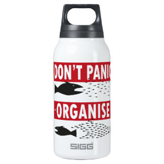 don't panic insulated water bottle