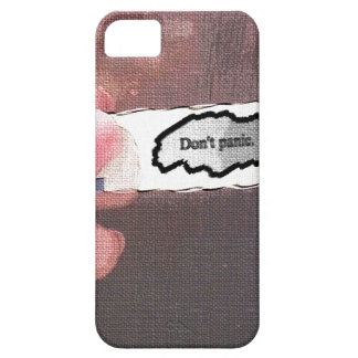 Dont Panic iPhone SE/5/5s Case