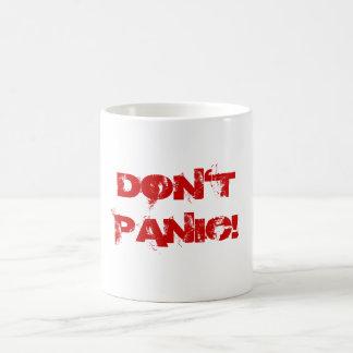 DON'T PANIC! MAGIC MUG